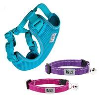 Cat Collars, Leashes & Accessories