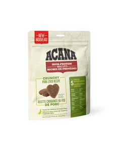 Acana High-Protein Biscuits for Medium to Large Dogs - Crunchy Pork Liver Recipe
