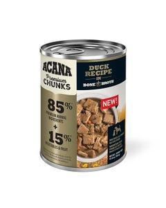 Acana Premium Chunks Wet Dog Food - Duck Recipe in Bone Broth