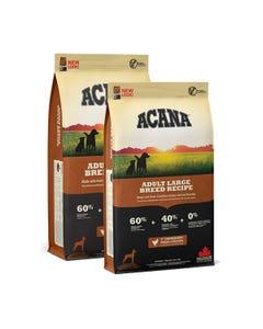 Acana Adult Large Breed Dry Dog Food Recipe