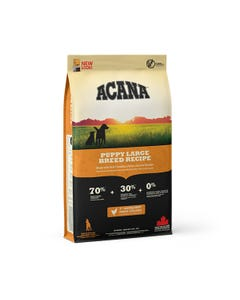 Acana Puppy Large Breed Dry Dog Food Recipe