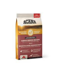 Acana Healthy Grains Large Breed Recipe