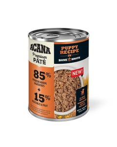 Acana Premium Chunks Wet Dog Food - Puppy Recipe in Bone Broth