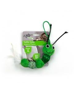 AFP Mod Cat Feather Snake - Green