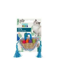AFP Whisker Fiesta Cat Toys - Bag