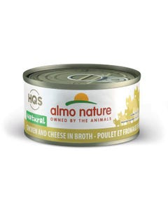 Almo Nature Chicken & Cheese Canned Cat Food
