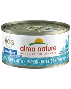 Almo Nature Complete - Tuna Recipe with Pumpkin in Gravy Canned Cat Food