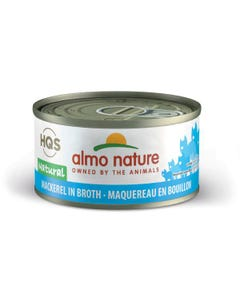 Almo Nature Mackerel Canned Cat Food