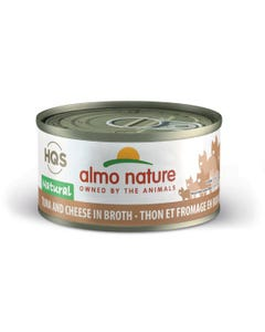 Almo Nature Tuna & Cheese Canned Cat Food