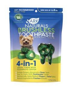 Ark Naturals Brushless Toothpaste Mini Dental Chew