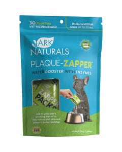 Ark Naturals Plaque-Zapper for Small to Medium Dogs