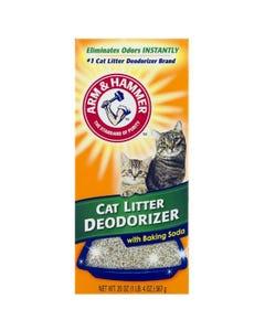 Arm and Hammer Cat Litter Deodorizer Powder