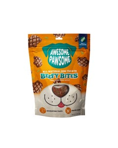 Awesome Pawsome Beefy Bites Dog Treats
