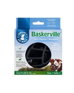 Baskerville Ultra Dog Muzzles