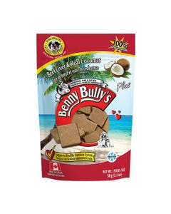 Benny Bully's Liver Plus Dog Treats - Beef Liver Plus Coconut