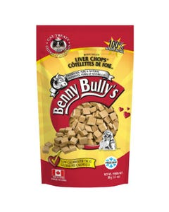 Benny Bully's Liver Chops for Cats
