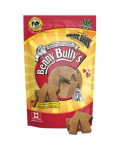 Benny Bully's Liver Chops Small Bites for Dogs