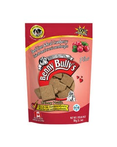 Benny Bully's Liver Plus Dog Treats - Beef Liver Plus Cranberry