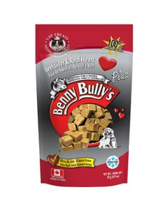 Benny Bully's Liver Plus Heart for Cats