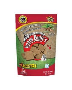 Benny Bully's Liver Plus Dog Treats - Beef Liver Plus Hemp