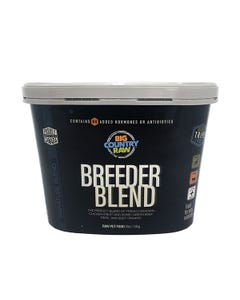 Big Country Raw Breeder Blend Chicken Tub for Cats and Dogs