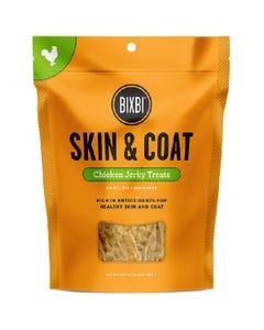 Bixbi Skin and Coat - Chicken Jerky Recipe