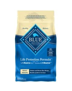BLUE Chicken & Brown Rice Adult Dog Food