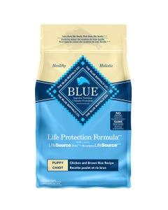 BLUE Chicken & Brown Rice Puppy Food