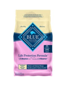 BLUE Chicken & Oatmeal Small Breed Puppy Food