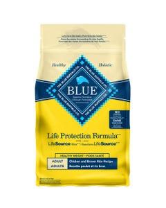 BLUE Healthy Weight Chicken & Brown Rice Dog Food