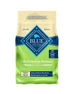 BLUE Lamb & Brown Rice Small Breed Adult Dog Food