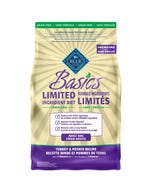BLUE Basics Grain-Free Turkey & Potato Adult Dog Food