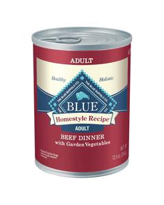 BLUE Homestyle Recipe - Beef Dinner
