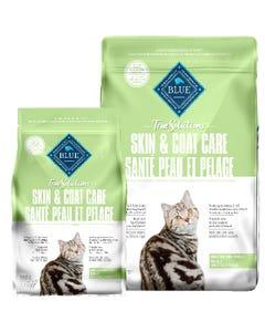 Blue Buffalo True Solutions Skin & Coat Care Adult Cat Food