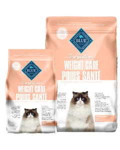 Blue Buffalo True Solutions Weight Care Adult Cat Food