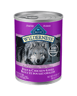 BLUE Wilderness Beef & Chicken Grill