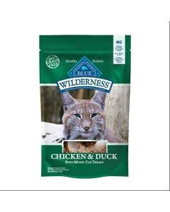 BLUE Wilderness Chicken & Duck Cat Treats