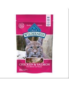 BLUE Wilderness Chicken & Salmon Cat Treats