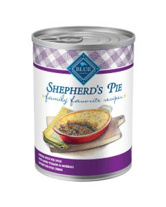 BLUE Family Favorite Recipe - Shepherd's Pie