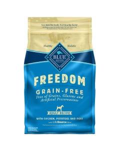 BLUE Freedom Grain-Free Chicken Adult Dog Food