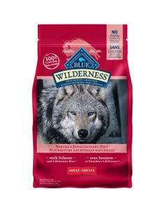 BLUE Wilderness Salmon Adult Dog Food