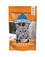 BLUE Wilderness Chicken & Turkey Cat Treats 56.7 g (2 oz)