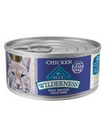 BLUE Wilderness Canned Cat Food - Chicken - 5.5 oz.