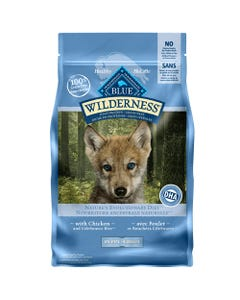 BLUE Wilderness Chicken Puppy Food