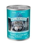 BLUE Wilderness Trout & Chicken Grill