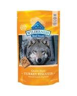 BLUE Wilderness Turkey Trail Dog Treats 283 g (10 oz)
