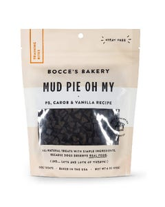 Bocce's Bakery Mud Pie Oh My Training Bites for Dogs