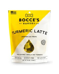 Bocce's Bakery Turmeric Latte Biscuits