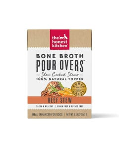 The Honest Kitchen Bone Broth Pour Overs - Beef Stew