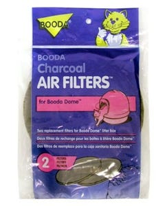 Booda Dome Charcoal Air Filters 2-Pack